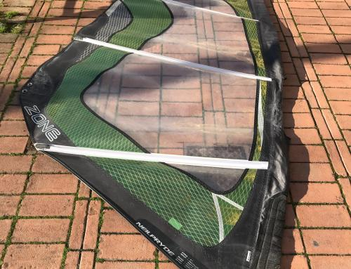 Vela Neil Pryde Zone 4.1 mt – € 70
