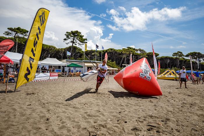 Spot 1 Sup Race Giro di Boa