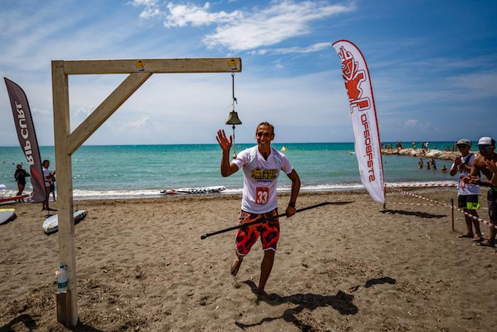 Spot 1 Sup Race Francesco Mazzei the Winner
