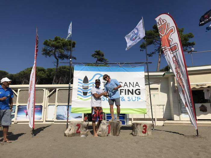 Toscana surfing