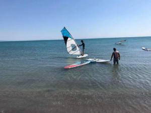 Istruttori di windsurf