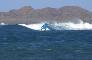 Le onde di Rocky Point