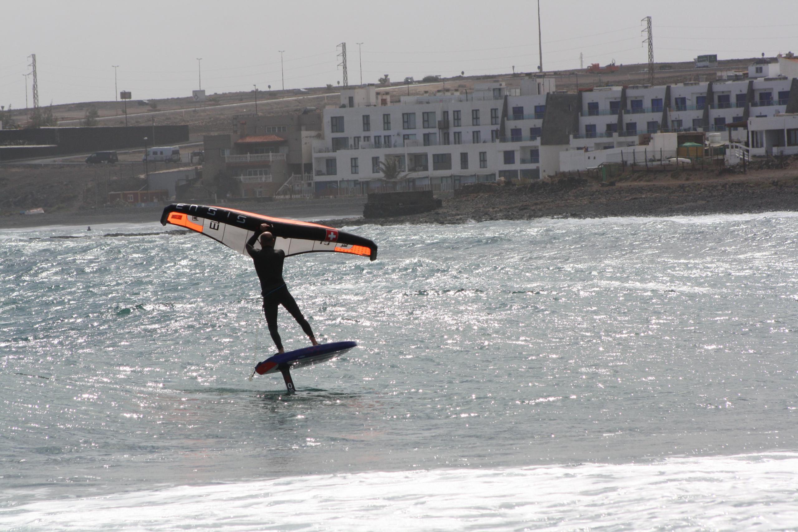 wing foil fuerteventura